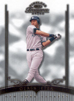 2003 Timeless Treasures #22 Derek Jeter