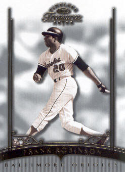 2003 Timeless Treasures #26 Frank Robinson