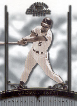 2003 Timeless Treasures #30 George Brett