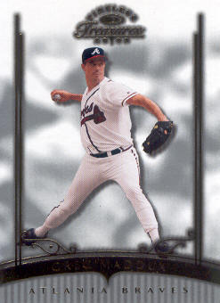 2003 Timeless Treasures #31 Greg Maddux