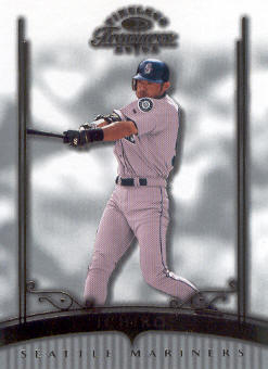 2003 Timeless Treasures #35 Ichiro Suzuki