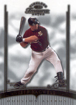 2003 Timeless Treasures #39 Jeff Bagwell