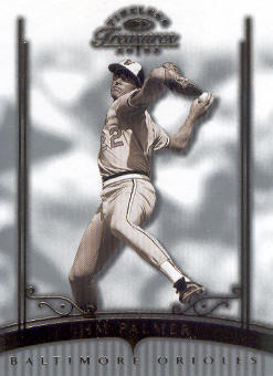 2003 Timeless Treasures #41 Jim Palmer