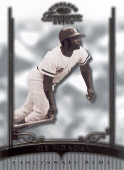 2003 Timeless Treasures #43 Joe Morgan