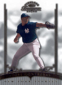 2003 Timeless Treasures #45 Jose Contreras RC