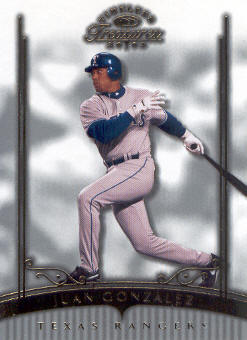 2003 Timeless Treasures #46 Juan Gonzalez
