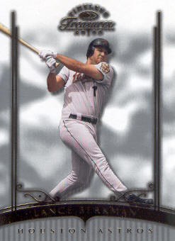 2003 Timeless Treasures #51 Lance Berkman