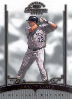 2003 Timeless Treasures #52 Larry Walker