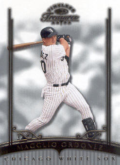 2003 Timeless Treasures #55 Magglio Ordonez