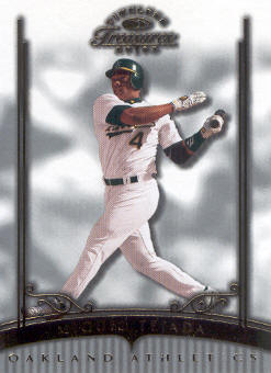 2003 Timeless Treasures #57 Miguel Tejada