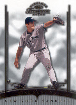2003 Timeless Treasures #58 Mike Mussina
