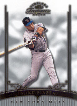 2003 Timeless Treasures #59 Mike Piazza