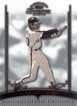 2003 Timeless Treasures #60 Mike Schmidt