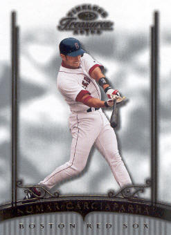 2003 Timeless Treasures #62 Nomar Garciaparra