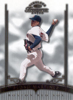 2003 Timeless Treasures #65 Pedro Martinez