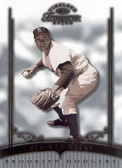 2003 Timeless Treasures #66 Pee Wee Reese