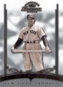2003 Timeless Treasures #67 Phil Rizzuto
