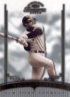 2003 Timeless Treasures #70 Reggie Jackson