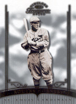 2003 Timeless Treasures #78 Rogers Hornsby