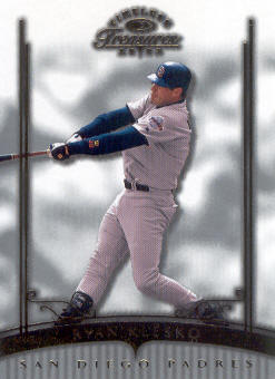 2003 Timeless Treasures #80 Ryan Klesko
