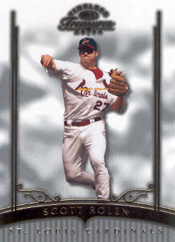 2003 Timeless Treasures #83 Scott Rolen