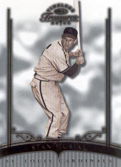2003 Timeless Treasures #85 Stan Musial