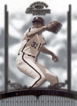 2003 Timeless Treasures #86 Steve Carlton
