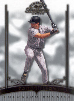 2003 Timeless Treasures #88 Todd Helton
