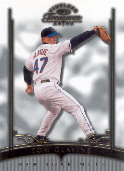 2003 Timeless Treasures #89 Tom Glavine