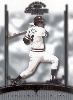 2003 Timeless Treasures #92 Tony Perez