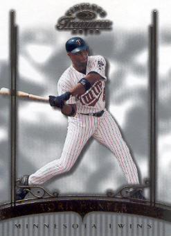 2003 Timeless Treasures #93 Torii Hunter