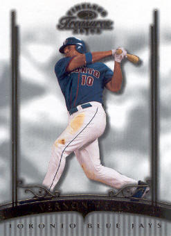 2003 Timeless Treasures #96 Vernon Wells