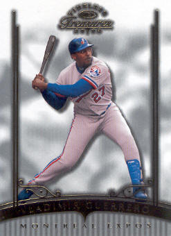 2003 Timeless Treasures #97 Vladimir Guerrero