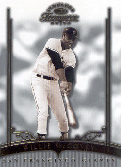 2003 Timeless Treasures #99 Willie McCovey