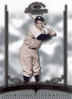 2003 Timeless Treasures #100 Yogi Berra