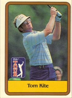 1981 Donruss #20 Tom Kite RC