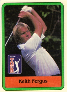 1981 Donruss #33 Keith Fergus RC