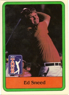 1981 Donruss #49 Ed Sneed RC
