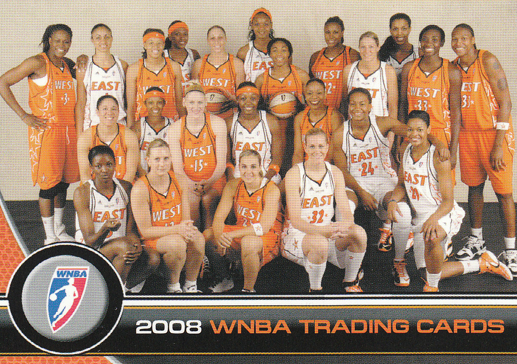 2008 WNBA #P1 All-Star Team Promo