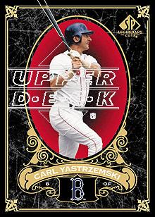 2007 SP Legendary Cuts #8 Carl Yastrzemski