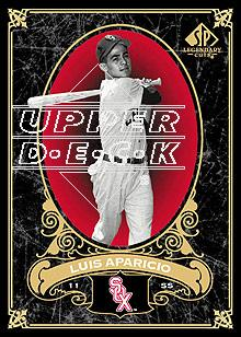 2007 SP Legendary Cuts #20 Luis Aparicio