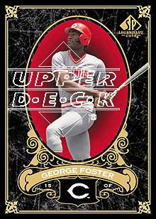 2007 SP Legendary Cuts #26 George Foster