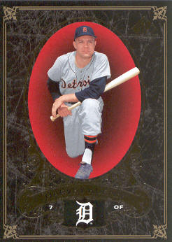 2007 SP Legendary Cuts #37 Harvey Kuenn