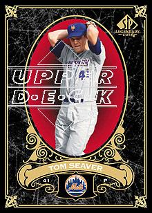 2007 SP Legendary Cuts #50 Tom Seaver