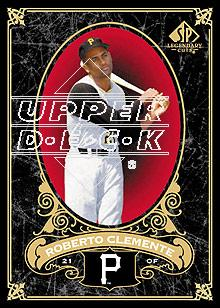 2007 SP Legendary Cuts #64 Roberto Clemente