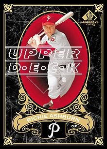 2007 SP Legendary Cuts #70 Richie Ashburn