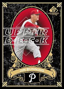 2007 SP Legendary Cuts #71 Jim Bunning