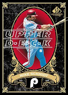 2007 SP Legendary Cuts #74 Mike Schmidt