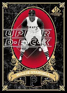 2007 SP Legendary Cuts #75 Willie Stargell