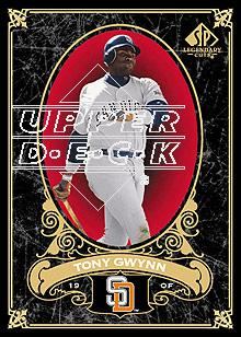 2007 SP Legendary Cuts #80 Tony Gwynn